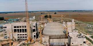 Construcción de Atucha II