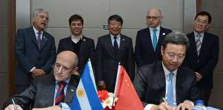 Argentina China acuerdos