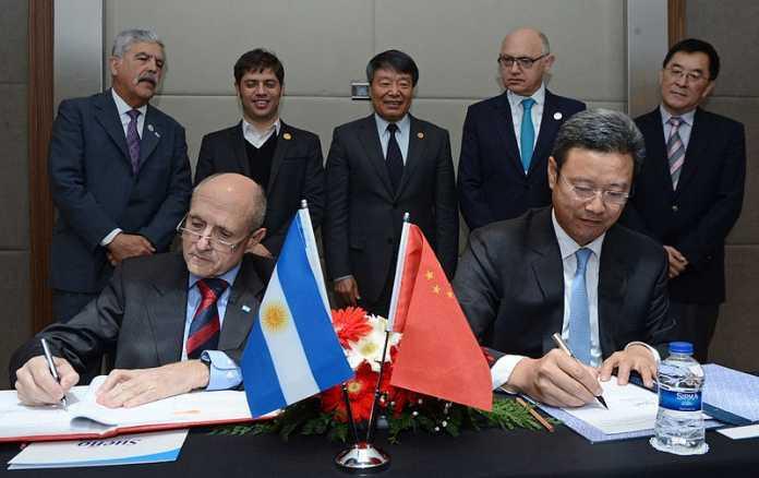 Argentina China acuerdos
