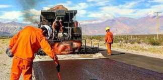 Obras públicas viales por medio de un nuevo sistema.