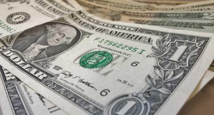 Dolar en alza.