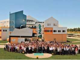 La sede de la principal compañía tecnológica argentina.
