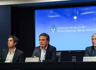 Nicolas Dujovne, Ministro de Hacienda de la República