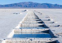 """La Cepal destacó la posición clave en la explotación del litio que tiene el llamado """"triángulo del litio"""", conformado por la Argentina, Bolivia y Chile,"""