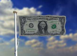 El BCRA vendió u$s190 millones en el mercado de futuros de dólar.