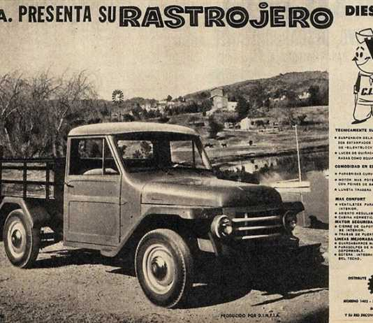 Fabricado desde 1952 hasta 1979 fue un éxito en el mundo del trabajo.