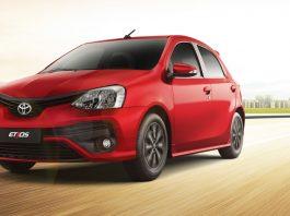 Toyota Etios. Ganador en patentamientos.