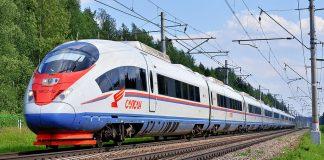 tren ruso de alta velocidad
