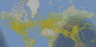 Esto son los espacios aéreos más congestionados del planeta.