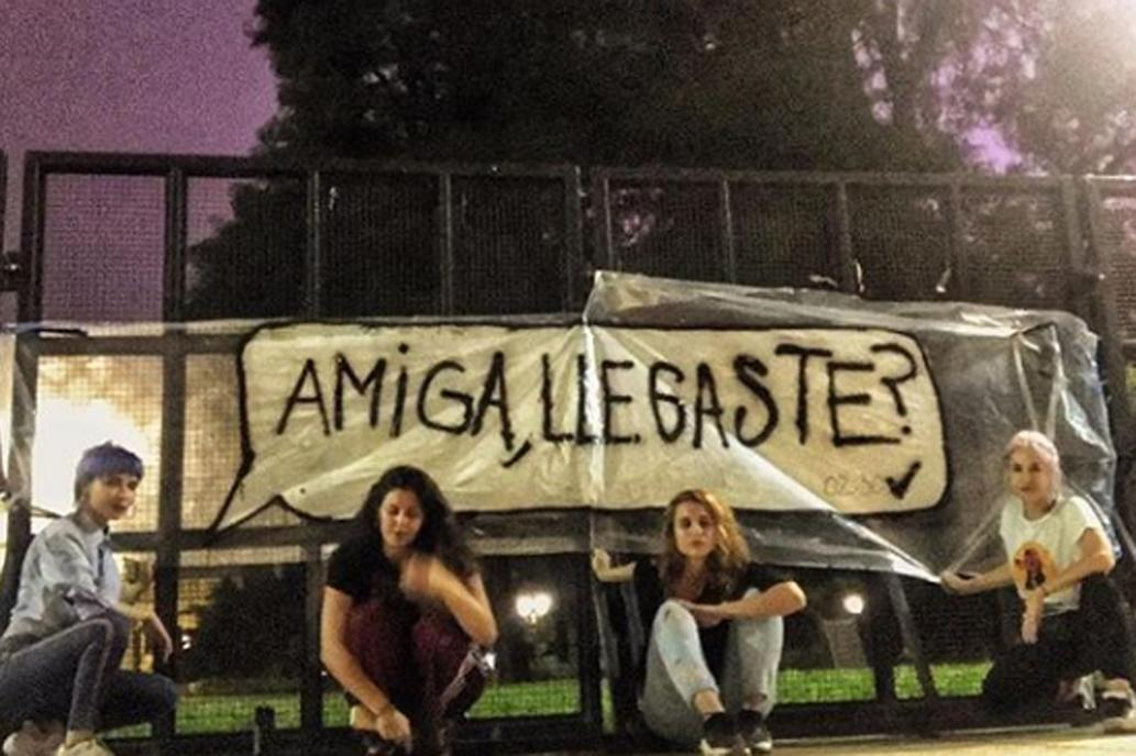 VICKY: Amigas Argentina