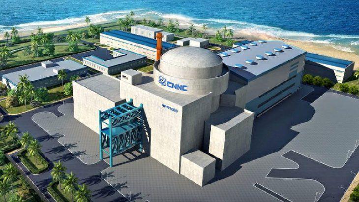 Argentina Nuclear: Se retoma el proyecto Hualong-1 | AgendAR